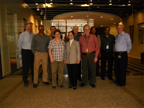 GTPAC & Homeland Security Staff