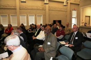 "Fifty Albany-area businesses participated in the Jan. 28th ""coffee break"" hosted by GTPAC."