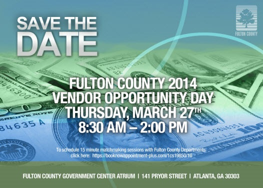 Fulton County Vendor Day
