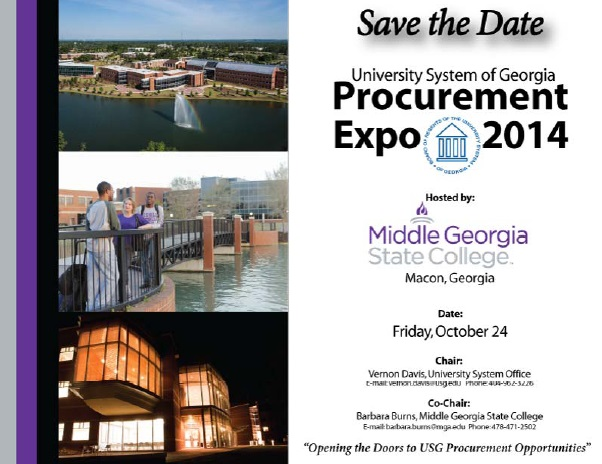 USG Procurement Expo 2014