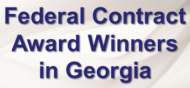Federal Contract Award Winners in Georgia