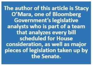 Stacy O'Mara - Bloomberg Govt