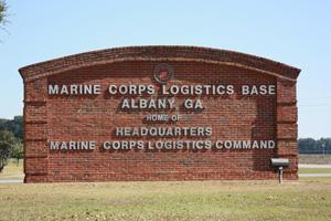 Albany Marine Corps Logistics Base