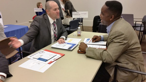 GTPAC clients had the opportunity to learn about subcontracting opportunities with Booz Allen Hamilton.